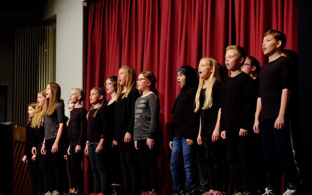 Premiere der Young Voices – 8. Kulturabend der AFS