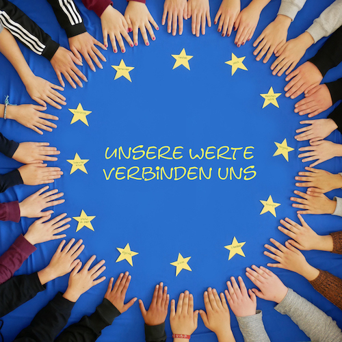 Europatag an der AFS
