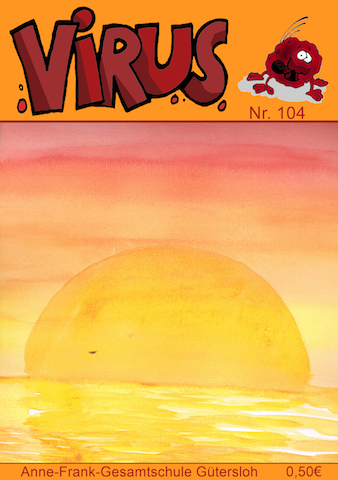 Die neue VIRUS-Ausgabe erscheint