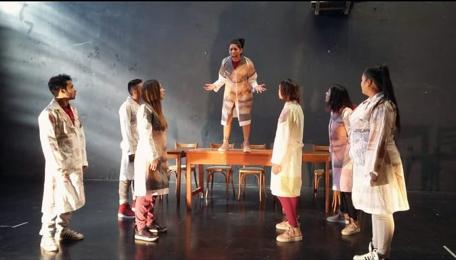 Fuera de Foco Crew – eine Tanzgruppe aus Buenos Aires auf Tournee in Gütersloh