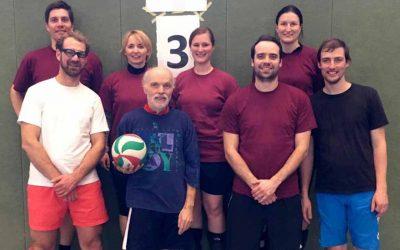 Kreismeisterschaften Volleyball für Lehrer