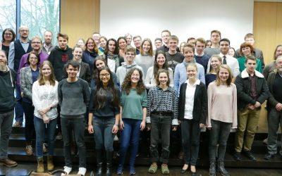 Endrunde auf Bundesebene erreicht: Erfolg für AFS-Schüler Illya Yefanov