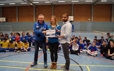 Anne-Frank-Gesamtschule kooperiert mit DSC Arminia Bielefeld