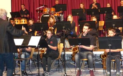 In A BIG BAND HOUR 2019