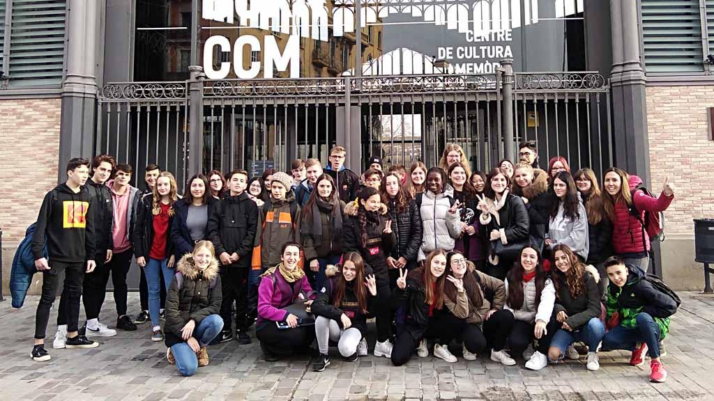 Jugendbegegnung in Katalonien