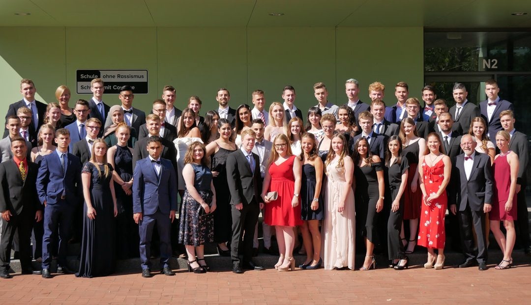 25. Abiturjahrgang entlassen
