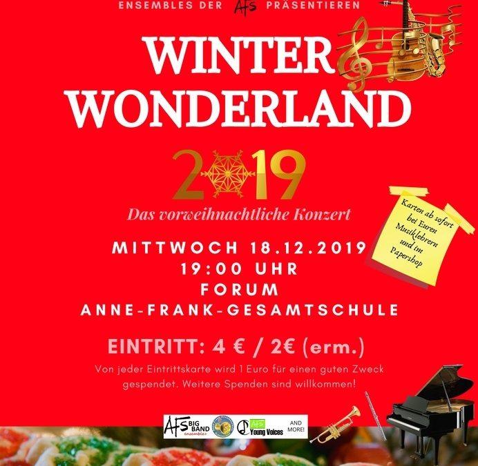 """Winterwonderland"""