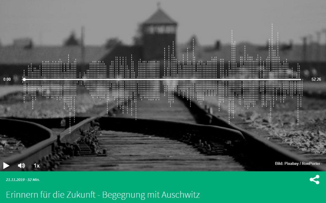 """Radioprojekt """"Erinnern für die Zukunft"""""""