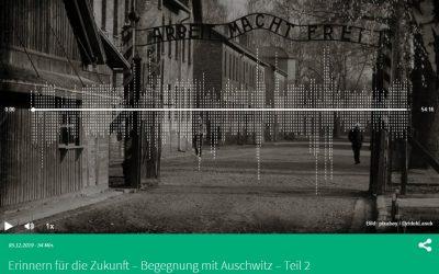 """Radioprojekt """"Erinnern für die Zukunft"""", Teil II"""