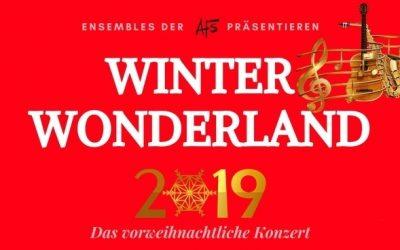 WinterWonderLand – Begeisterung pur!