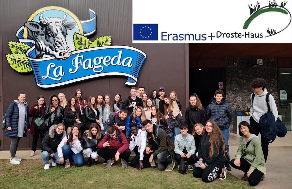 Katalanische und deutsche Jugendliche möchten gemeinsam Verantwortung übernehmen