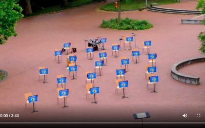 "Video: Die ""AFS Class of Music"" nimmt Abschied"