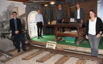 """Schule und Museum verlängern Kooperation, in: """"Die Glocke"""", 25.08.2020"""