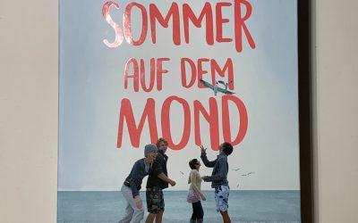 """Buchtipp: """"Mein Sommer auf dem Mond"""" von Adriana Popescu"""