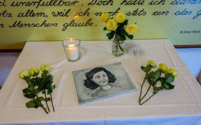 Am 12. Juni 2021 wäre Anne Frank 92 Jahre alt geworden