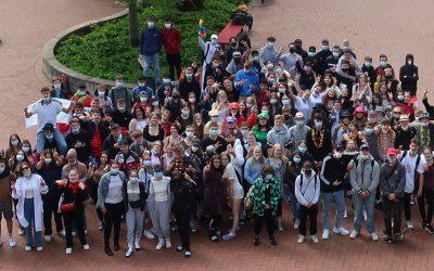 Wir gratulieren allen Abschlussklassen und Abiturient*innen!