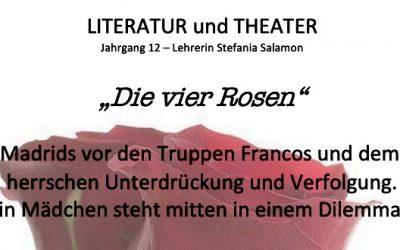 Die vier Rosen – Theaterkurs 2021